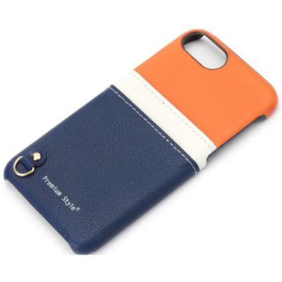 PGA iPhone 8 / 7 / 6s/6用 バックポケットケース