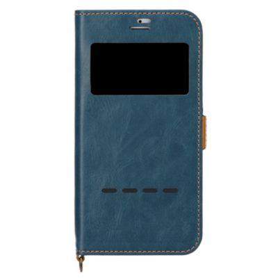 PGA iPhone 8 / 7用 窓付きフリップカバー