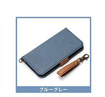 PGA iPhone 8 / 7 / 6s/6用 フリップカバー PUレザー