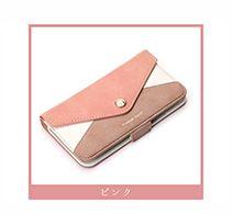 PGA iPhone 8 / 7 / 6s/6用 フリップカバー レター型ポケット
