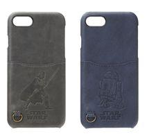 PGA iPhone 7 ハードケース カードポケット付き