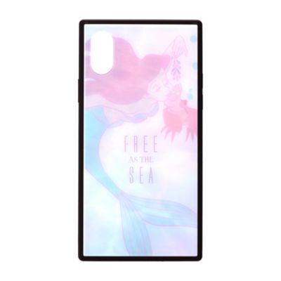 iPhone XR用 ガラスハイブリッドケース