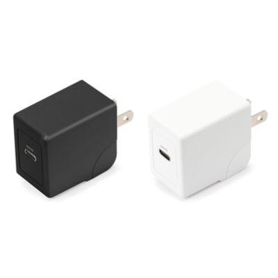 PGA type-C AC 電源 PD対応 PGA 18W出力USB電源アダプタ