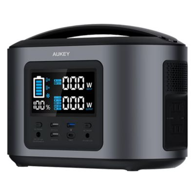 AUKEY(オーキー)  ポータブル電源 Power Ares 400 (470Wh)  PS-ST04
