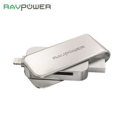 RAVPower Lightning USB メモリーカードリーダー