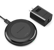 RAVPower Alpha Series Fast Charge Wireless Charging Pad(非接触充電器/Qi)