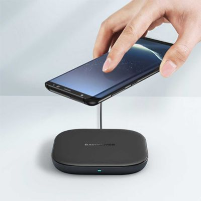 RAVPower  TURBO 10W WIRELESS CHARGER10 Wワイヤレス充電器