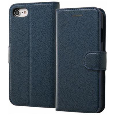 ray-out iPhone SE(第2世代)/8/7 手帳型ケース シンプル マグネット