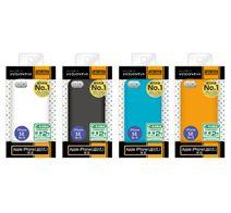 ray-out iPhone SE/5s/5 スリップガード・シリコンジャケット