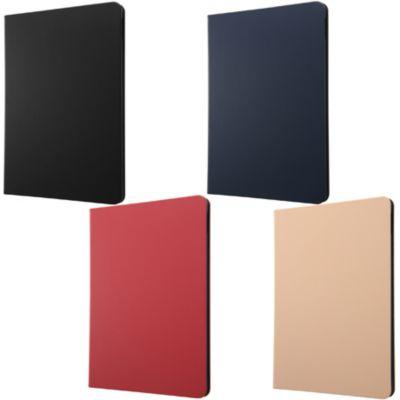 ray-out iPad 第7世代 レザーケース スタンド機能付き