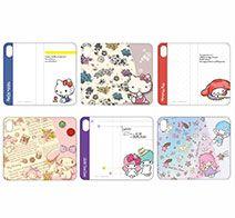 gourmandise サンリオキャラクターズ iPhone X FULL DISPLAY MODEL対応フリップカバー