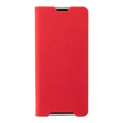 SoftBank SELECTION 抗菌 Stand Flip for Xperia 5 II