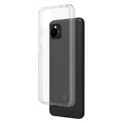 SoftBank SELECTION ガラスハイブリッドケース for Google Pixel 4a(5G)