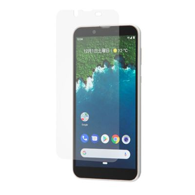 SoftBank SELECTION 保護ガラス for Android One S5