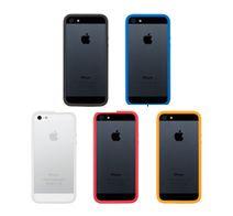 SoftBank SELECTION メッシュデザイン フレームケース for iPhone 5s/5