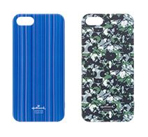SoftBank SELECTION Hallmarkデザインケース / N for iPhone 5s/5