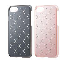 SoftBank SELECTION RILEGA Jewel Stone Case for iPhone 8 / 7