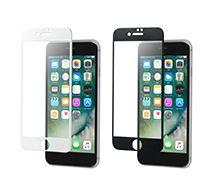 SoftBank SELECTION フレームカバー液晶保護ガラス for iPhone 7