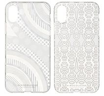 SoftBank SELECTION HIROCOLEDGE Design Soft Case for iPhone X