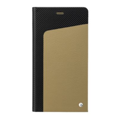 SoftBank SELECTION RILEGA Seamless Leather Flip for iPhone XR