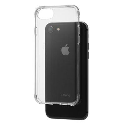 SoftBank SELECTION 耐衝撃抗菌クリアソフトケース for iPhone 8 / 7 / 6s