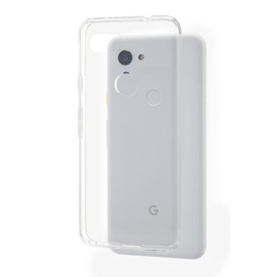 SoftBank SELECTION クリアソフトケース for Google Pixel 3a