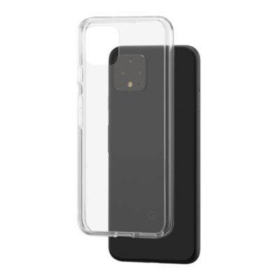 SoftBank SELECTION ガラスハイブリッドケース for Google Pixel 4