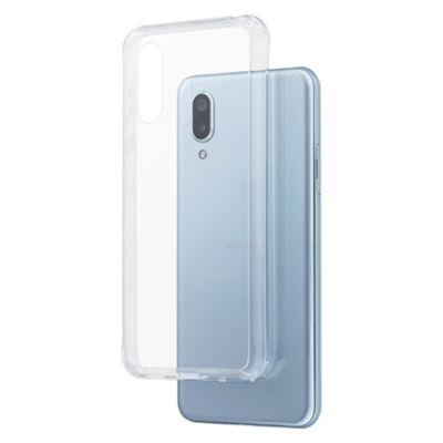 SoftBank SELECTION 耐衝撃ハイブリッドケース for AQUOS sense3 plus