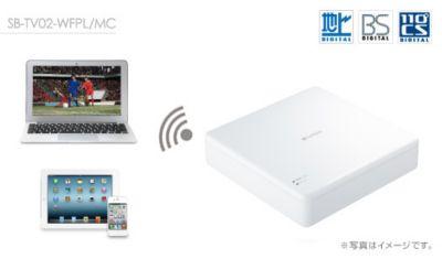 SoftBank SELECTION デジタルTVチューナー for Mac/iPad/iPhoneの紹介 ...