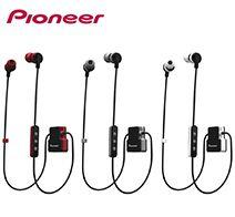 Pioneer Bluetooth対応ワイヤレススポーツイヤホン SE-CL5BT