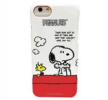 gourmandise ピーナッツ iPhone 7対応 ハードケース