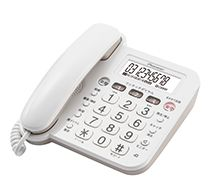 Pioneer ナンバーディスプレイ対応留守番電話機