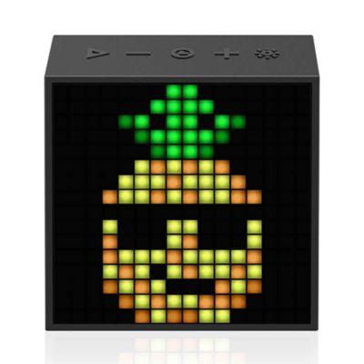 スクエア型本格派Bluetoothスピーカー TIMEBOX-EVO Divoom FOX