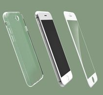 Simplism iPhone 7 AegisProフルガード立体ガラス+TPUケース