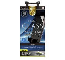Simplism iPhone 7/6s/6(4.7インチ) ブルーライト低減フレームガラス