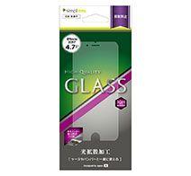Simplism iPhone 8 液晶保護強化ガラス