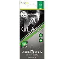 Simplism iPhone 8 ゴリラガラス