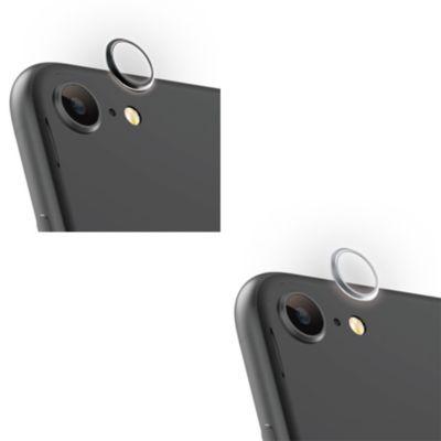 トリニティ iPhone SE(第2世代)Lens Bumper カメラレンズ保護アルミフレーム