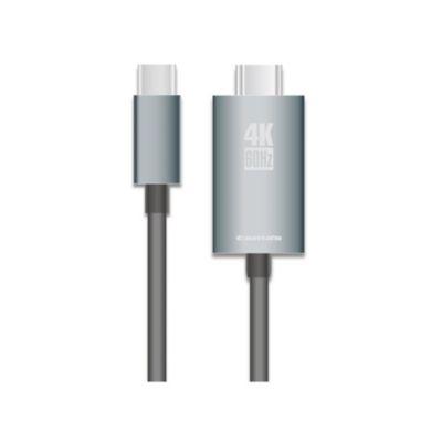 多摩電子工業 TYPE-C/HDMI変換ケーブル 2.0m