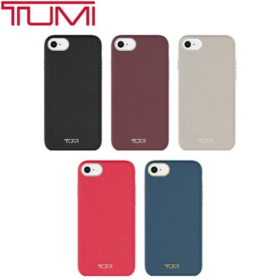 TUMI Leather Wrap Case for iPhone 8 / 7 / 6s/6