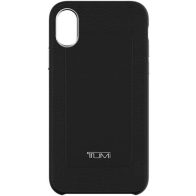 Tumi iPhoneXS iPhoneX ケース TUMI LEATHER COMOLD CASE