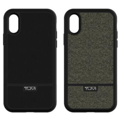 Tumi iPhoneXS iPhoneX ケース TUMI KICKSTAND CARD CASE