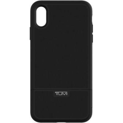 Tumi iPhoneXSMax ケース TUMI KICKSTAND CARD CASE
