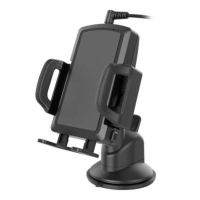 多摩電子工業 Qi ワイヤレス充電車載ホルダー