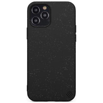 Uunique iPhone12Pro/iPhone12 Anti Microbial Eco Protection Case ブラック