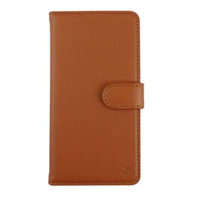 Uunique iPhone12Pro/iPhone12 Eco Leather Protection 2in1 Folio Case ブラウン