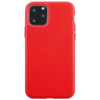 UUNIQUE iPhone11Pro 100% ECO LEATHER/ECO BACK SHELL CASE