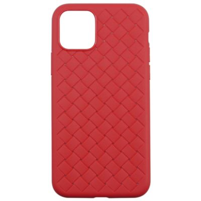 アウトレット UUNIQUE iPhone11Pro WEAVE TEXTURE BACK SHELL