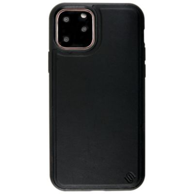 UUNIQUE iPhone11 100% ECO LEATHER/ECO BACK SHELL CASE