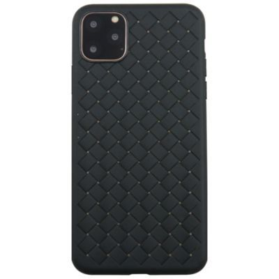 UUNIQUE iPhone11ProMax WEAVE TEXTURE BACK SHELL